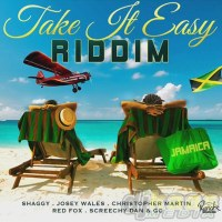 Take It Easy Riddim Mix (September 2014) Ranch Entertainment