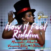 How It Feel Riddim Mix (September 2014) Dj Frass Records