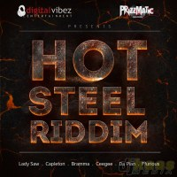 Hot Steel Riddim features Capleton, Lady Saw, Bramma, Cee Gee and more artistes