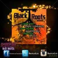 Black Roots Riddim Mix (Nyle Banks) February 2015