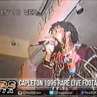 #TBT VIDEO: Capleton Live Performance 1996