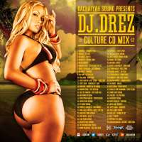 DJ DREZ - CULTURE CD MIX ARTWORK