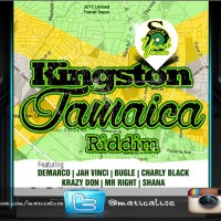 Kingston Jamaica Riddim Mix (Social Yaad Records) April 2015