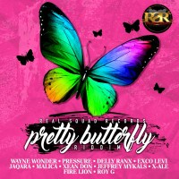 Pretty Butterfly Riddim Mix (Real Squad Records) January 2016