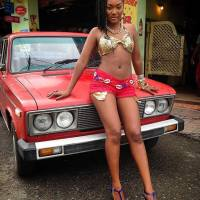 "Mr Easy drops highly anticipated ""Bashment Gal"" video @HEISMREASY @RICKYBLAZE"