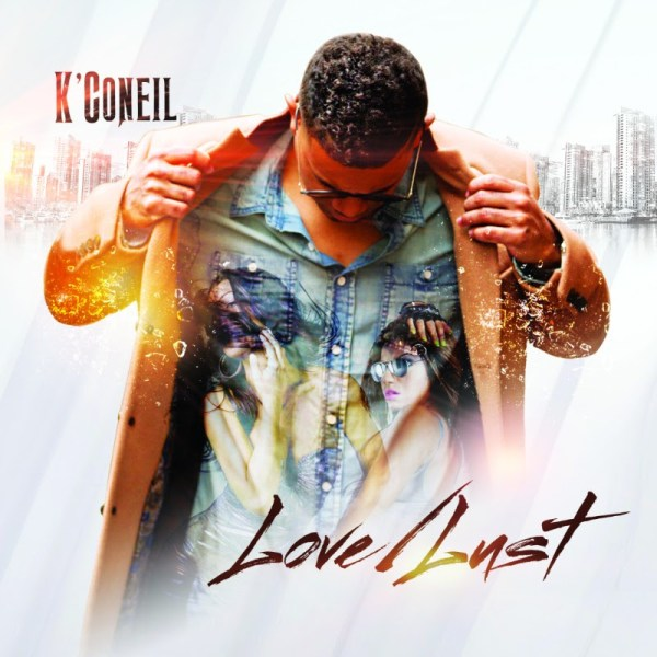 "Soulful Genre Fluid Recording Artist K'Coneil ""LOVE / LUST"" EP Debuts to Rave Reviews"