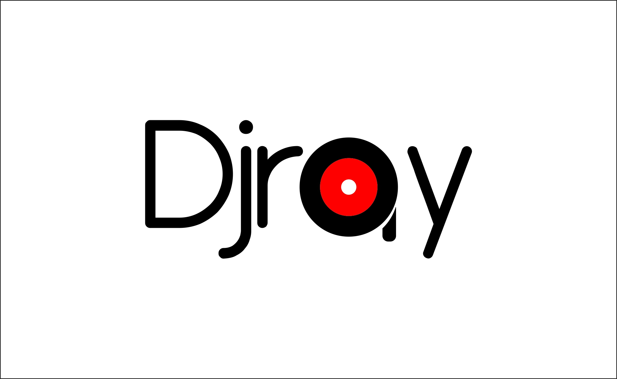 Home of DJ Ray Logo