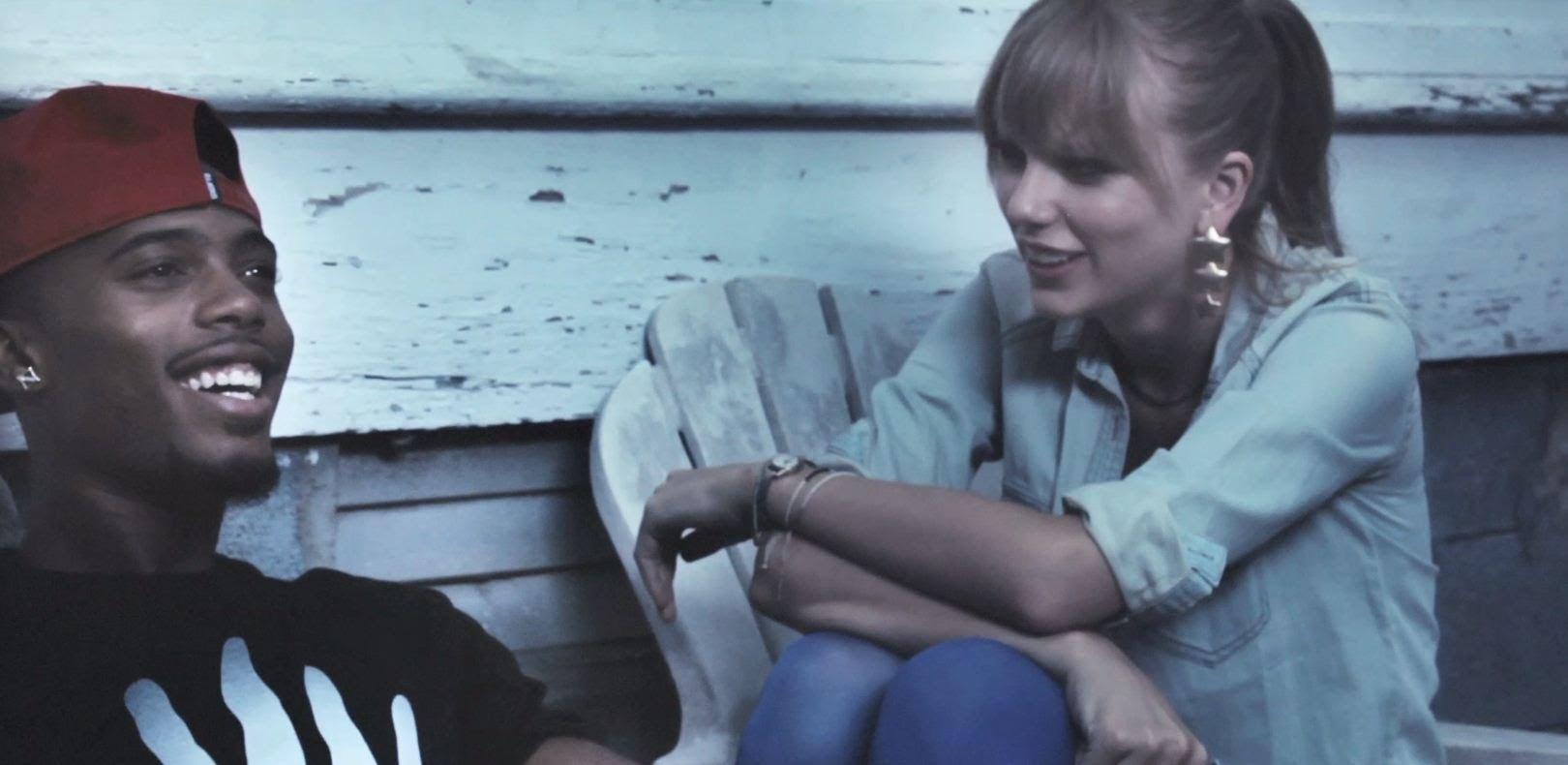 B.O.B feat Taylor Swift- Both Of Us (Music Video)
