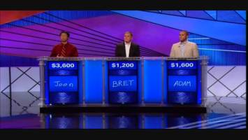 Cam'ron On Jeopardy.. Yes, Really!