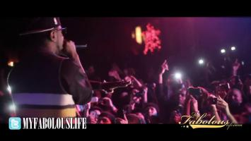 Fabolous Live at NYC's BB Kings