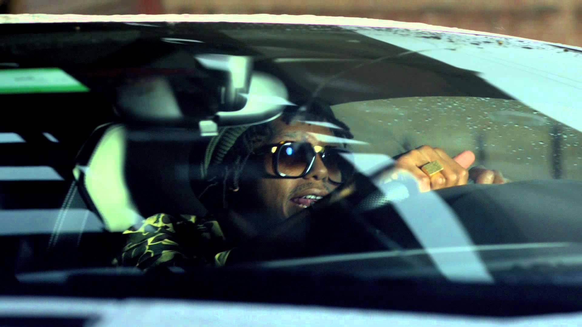 Lupe Fiasco- Around My Way (Music Video)