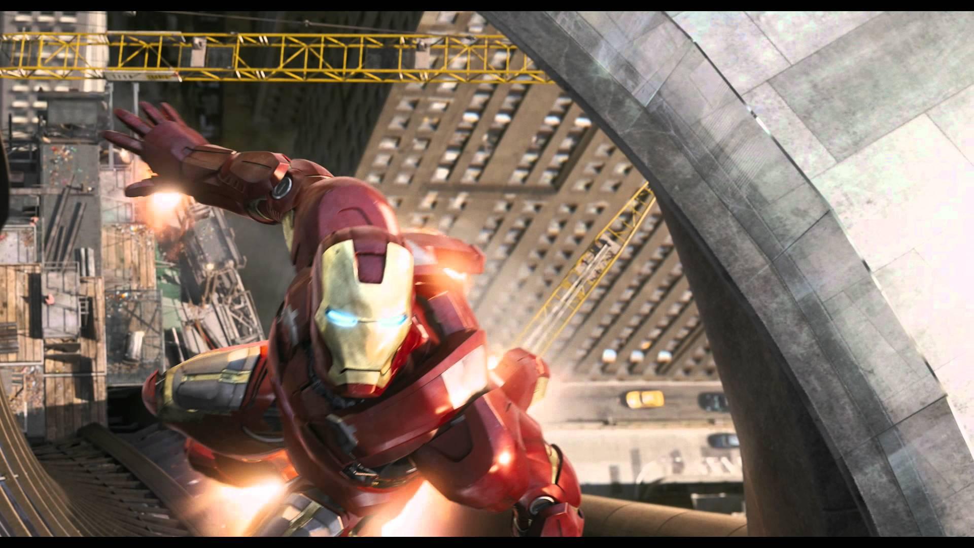 Marvel's The Avengers (Movie Trailer)