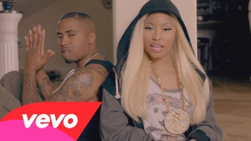 Nicki Minaj feat Chris Brown- Right By My Side (Official Video)