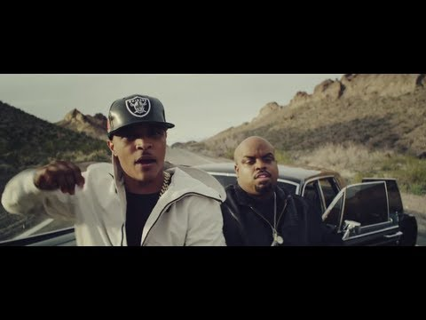T.I. feat Cee-Lo Green- Hello (Music Video)