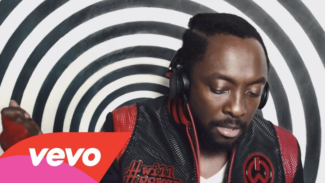 Will.I.Am feat Eva Simons- This Is Love (Music Video)
