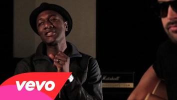 Aloe Blacc- Wake Me Up (Acoustic Version) Music Video