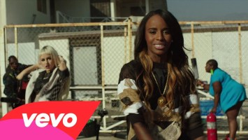 Angel Haze- Echelon (It's My Way) Music Video