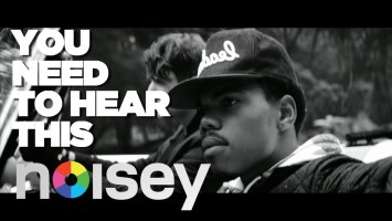 James Blake feat Chance The Rapper – Life Round Here (Remix) Music Video