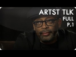 Spike Lee & Pharrell Williams Speak on Anthems and Artists (Video Interview)