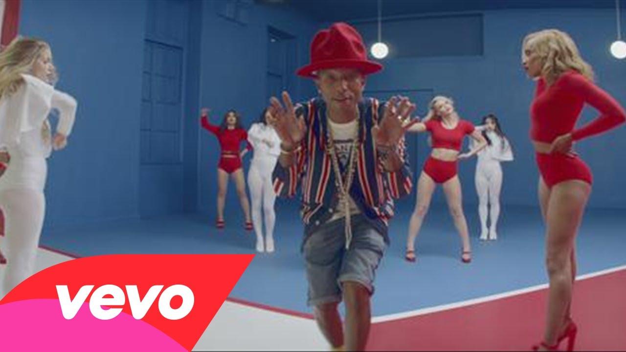 Pharrell Williams- Marilyn Monroe (Music Video)