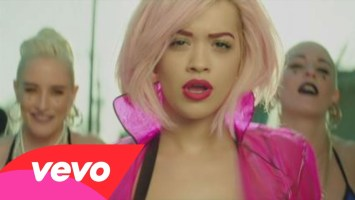 Rita Ora- I Will Never Let You Down (Music Video)