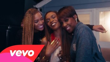 Michelle Williams feat Beyonce & Kelly Roland- Say Yes (Music Video)