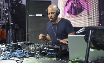 At Marquee NYC: Headliner Dennis Ferrer will be joined by residents Sleepy & Boo.