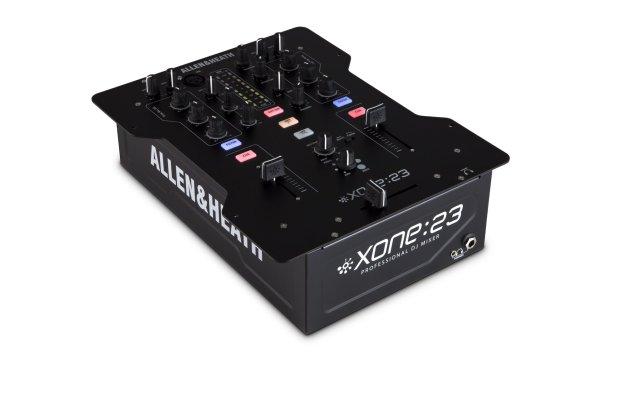 Allen & Heath's Xone: 23 mixer.