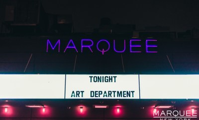 Marquee's marquee