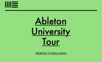 AbletonUniversity