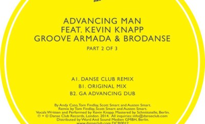 Advancing Man