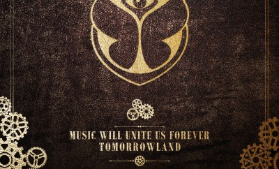 Tomorrowland 2014 Compilation iTunes final cover