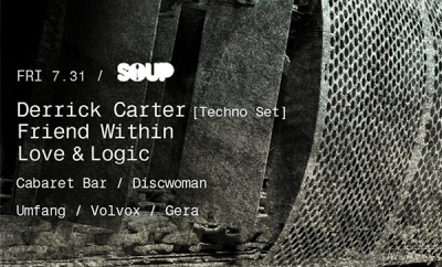 Derrick Carter at Verboten 7/31/15