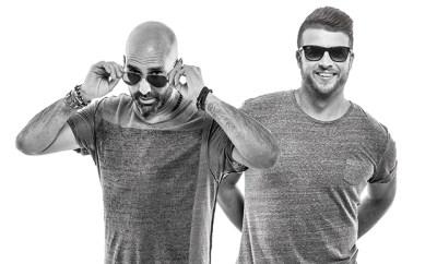 C+C: (from left) DJ Chus & Pablo Ceballos.