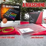  On the 10th day of Worxmas, we gave away for free A MASCHINE MK2! 