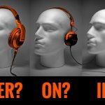 WEEKEND POLL: DJ headphones — over, on or in-ear?
