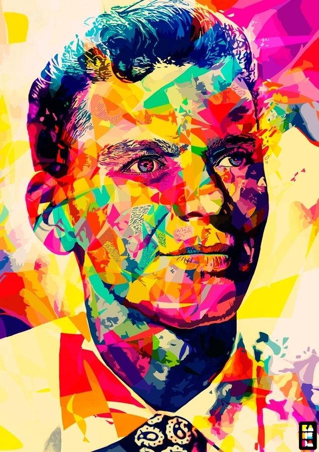 Frank Sinatra av Alessandro Pautasso