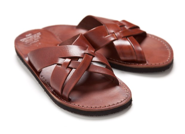 STYLEWISE: Apolis Co Op Resort Sandal