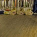 PVC vloer in een winkel