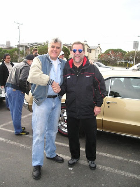 New Years 2005 Roger and Jay Leno