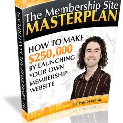 Membership-Site-Masterplan