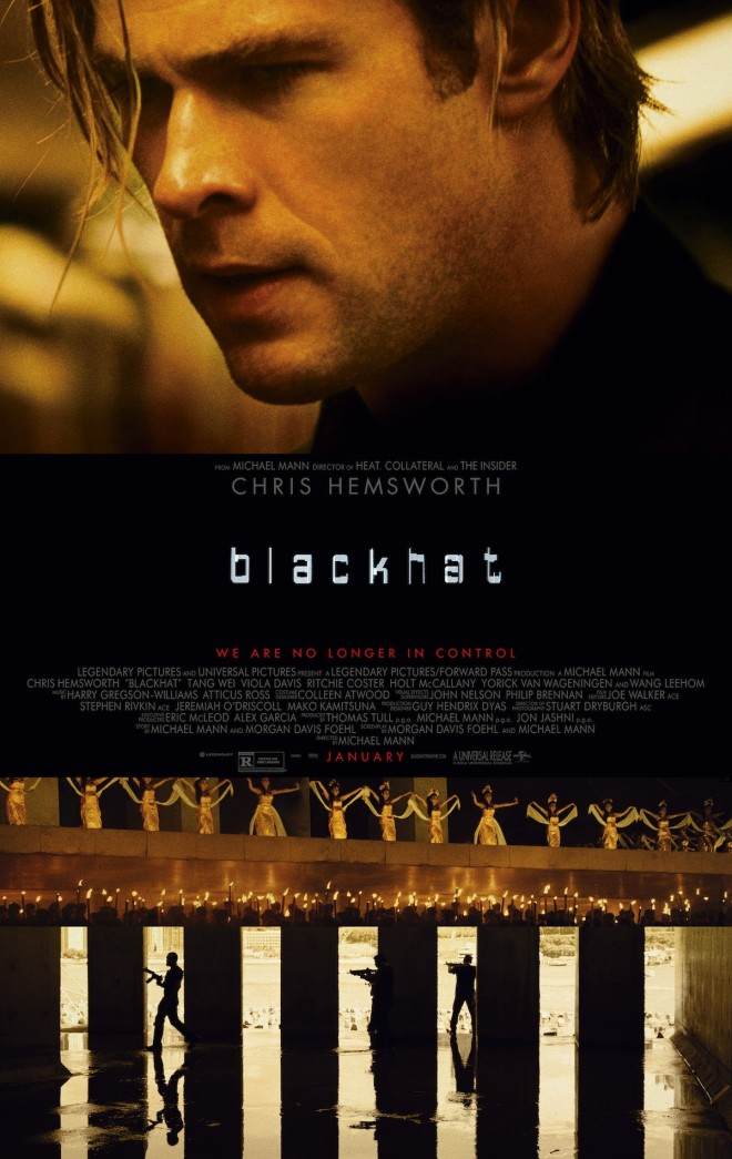 Poster do filme Black Hat