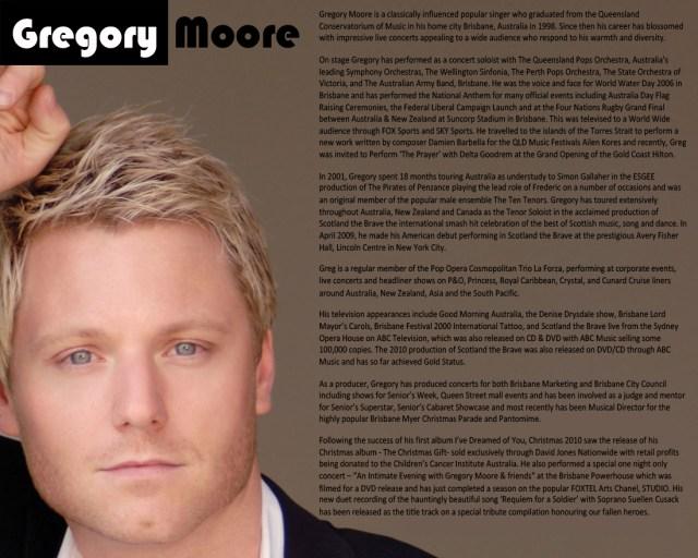 Greg Photo & Bio