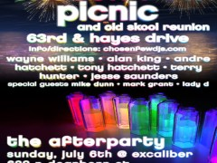Chosen Few Picnic, (7/5) & Afterparty, (7/6), Chicago