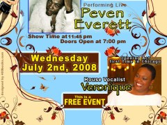 7/2 – Peven Everett Performing Live – Chicago