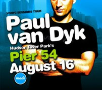 8/16 – Paul van Dyk @ Pier 54, New York