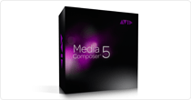 Avid Media Composer 5 NOW Available! Yes, it really has hit the streets!