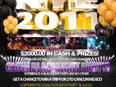 New Years Eve 2011 @ Zero Gravity – Naperville, IL