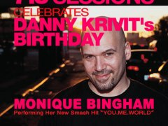 Danny Krivit's Birthday Bash! 718 Sessions @ Santos 04/10 – NYC