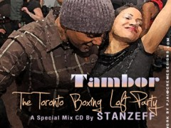 Tambor Toronto Boxing Loft Party